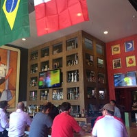 Photo taken at Loteria Grill by Ramon A. on 6/12/2014