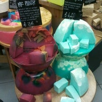 Photo taken at Lush by Sonia L. on 10/10/2012