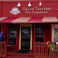 Photo taken at Grand Traverse Pie Company by W M. on 7/8/2013