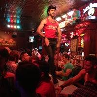 Photo taken at Flaming Saddles Saloon by Michael C. on 5/19/2013