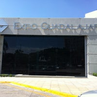 Photo taken at Expo Guadalajara by Kinko K. on 4/29/2013