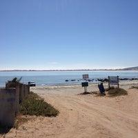 Photo taken at Britannia Bay by Chris W. on 1/1/2014