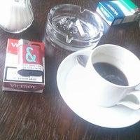 """Photo taken at Jiné Café """"stará kavárna"""" / bistro by Michaela S. on 2/8/2016"""