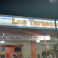 Photo taken at Los Tarascos by Daniel T. on 4/2/2015