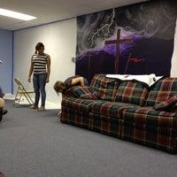 Photo taken at Fellowship Baptist Church by Tate V. on 4/5/2013