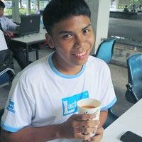 Photo taken at โรงอาหารคณะมนุษย์ฯ มข. by Pongsakorn C. on 9/13/2016