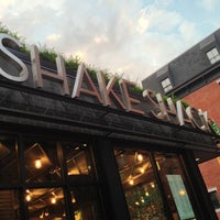Photo taken at Shake Shack by Christopher W. on 6/4/2013