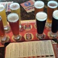Photo taken at BJ's Restaurant and Brewhouse by Brad D. on 7/27/2013