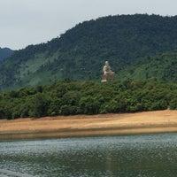 Photo taken at Thiền Viện Trúc Lâm Bạch Mã by Marc V. on 8/2/2016