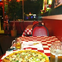 Photo taken at Santeramos Pizza by Diena R. on 12/7/2012