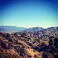 Photo taken at Fryman Canyon by Christine K. on 1/19/2013