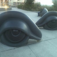 Photo taken at Olympic Sculpture Park by Susan C. on 6/14/2013