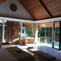 Photo taken at Plataran Borobudur Resort & Spa by Yoichi N. on 12/30/2015