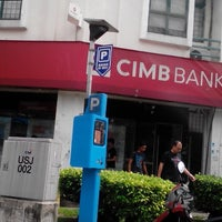 Photo taken at CIMB Bank by Amirah D. on 11/29/2015