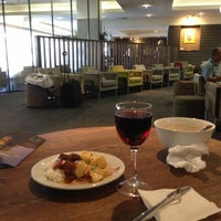 Photo taken at Air New Zealand Koru Lounge by Kerry P. on 2/8/2013