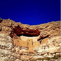 Photo taken at Montezuma Castle National Monument by Kevin H. on 11/13/2012