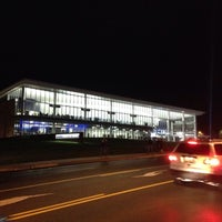 Photo taken at Pegula Ice Arena by Shawn H. on 10/11/2013