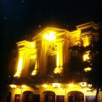 Photo taken at Teatro Renault by Daniel S. on 12/13/2012