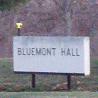 Photo taken at Bluemont Hall by Wanya R. P. on 3/20/2014