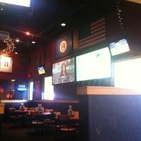 Photo taken at Buffalo Wild Wings by Natt T. on 10/4/2012