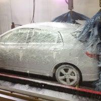 Photo taken at Simoniz Car Wash by James B. on 6/29/2013