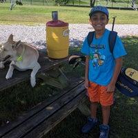 Photo taken at Heartland Golf Park by Deepak W. on 8/15/2016