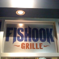 Photo taken at Fishook Grille by Noel R. on 12/20/2012