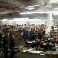 Photo taken at The Garage Antique Flea Market by Jeanessa G. on 10/14/2012