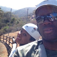 Photo taken at Zip Line Eco Tour by Sean D. on 5/18/2014