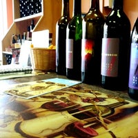 Photo taken at Hauser Estate Winery by Andrew H. on 4/11/2013