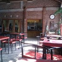 Photo taken at Flamboyan - Warung Makan Prasmanan by Bayu P. on 12/2/2013