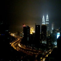 Photo taken at Sheraton Imperial Kuala Lumpur Hotel by Tomoyuki S. on 5/2/2013