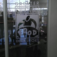 Photo taken at Greater Chicago Food Depository by Carl W. on 12/14/2012