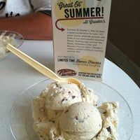 Photo taken at Graeter's Ice Cream by Jerry L. on 7/20/2013