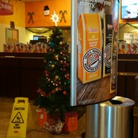 Photo taken at Dunkin' Donuts by Russell B. on 12/22/2013