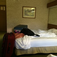 Photo taken at Microtel Room 221 by Chuck N. on 8/2/2014