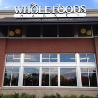 Photo taken at Whole Foods Market by Chuck N. on 10/8/2013