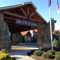Photo taken at Great Wolf Lodge by Chuck N. on 4/14/2013