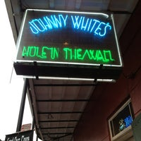 Photo taken at Johnny White's Corner Pub by Chuck N. on 6/23/2013