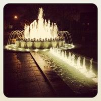 Photo taken at Memorial Garden by Del N. on 11/21/2012