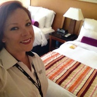 Photo taken at Dallas/Fort Worth Marriott Solana by Amanda B. on 5/7/2013