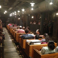 Photo taken at Big Thunder Mountain Railroad by Marcelo Y. on 6/27/2013
