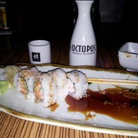 Photo taken at Octopus Japanese Restaurant by Sixtyfour J. on 11/3/2012