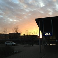 Photo taken at Station Sittard by Moniek on 3/6/2013