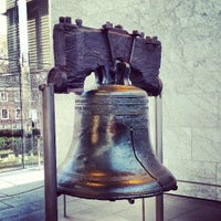 Photo taken at Liberty Bell Center by Kyle L. on 4/7/2013