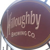 Photo taken at Willoughby Brewing Company by Brenda C. on 6/15/2013