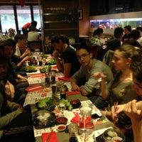 Photo taken at Samourai Sushi by Igor M. on 5/6/2013