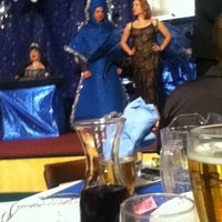Photo taken at Sleuths Mystery Dinner Shows by Mark H. on 11/11/2012