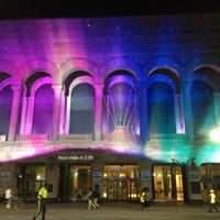Photo taken at Boardwalk Hall by Matias E. on 6/10/2013
