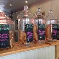 Photo taken at Adelheidi's Organic Sweets by Joa v. on 10/8/2012
